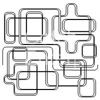 Curved Squares